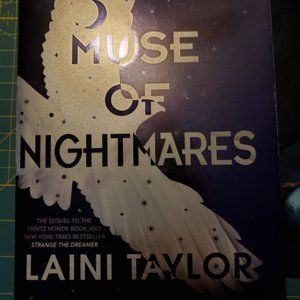 LitJoy Crate Muse of NIghtmares